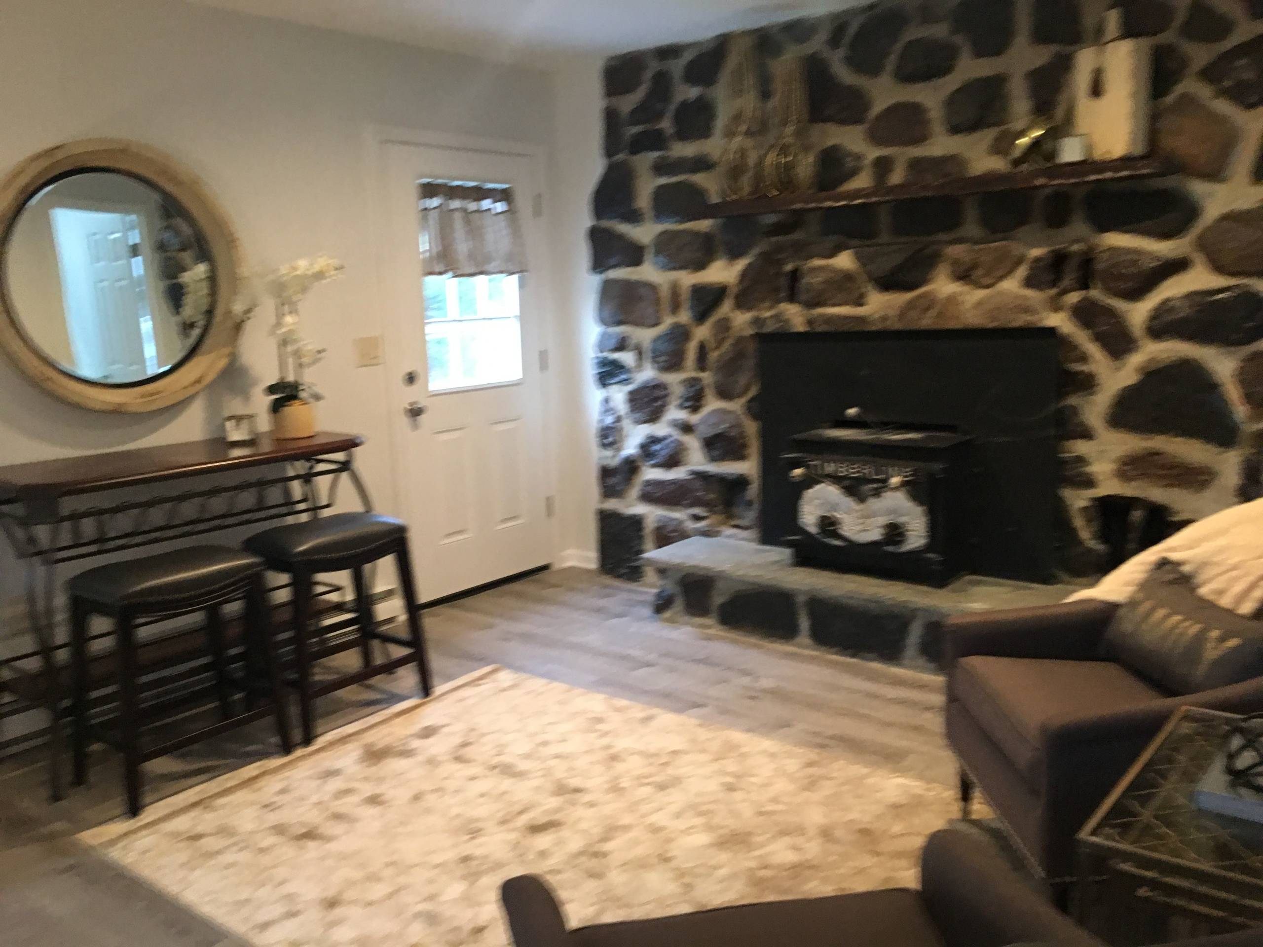 McKnight Avenue Staging Project