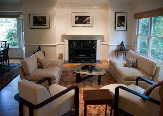 Mclean Home Remodel contemporary-family-room