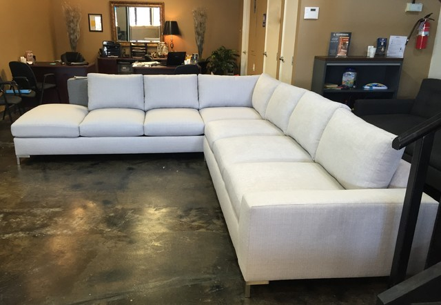 Media Room Custom Sectional Sofa Family Room Los