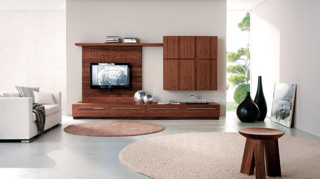 Media Unit 05824 Modern Family Room Philadelphia By Usona