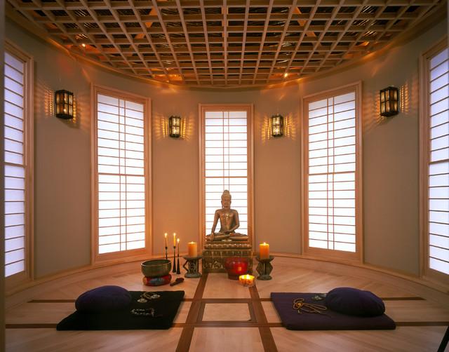 Meditation Room Ideas 25 Calm Spaces For Prayer Study Reflection