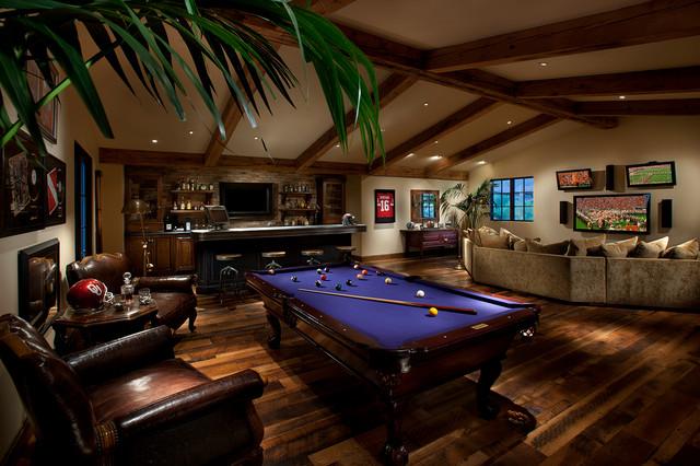 Mediterranean villa in dc ranch mediterranean family for The living room dc ranch