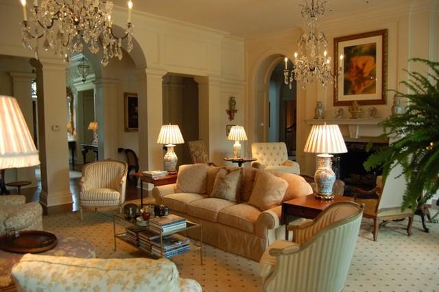 Meg Adams Interiors traditional-family-room
