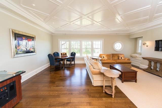 Wohnzimmer New York Style : MENDHAM SHINGLE-STYLE ESTATE - Klassisch ...