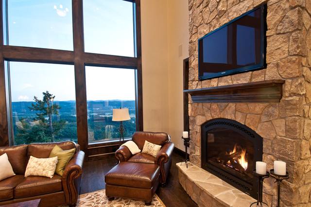 Meritage, Great Room family-room