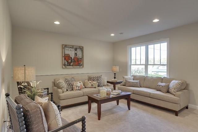 Million Dollar Listings Craftsman Family Room