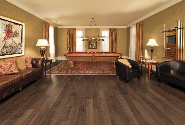 mirage engineered flooring mirage aged maple gingerbread engineered hardwood flooring traditionalfamilyroom