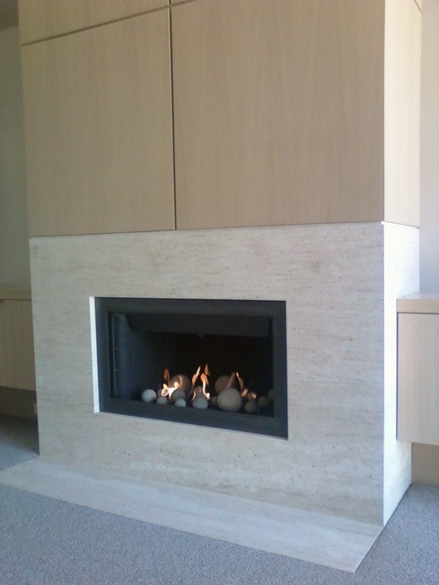 Misc Custom Fireplace Designs