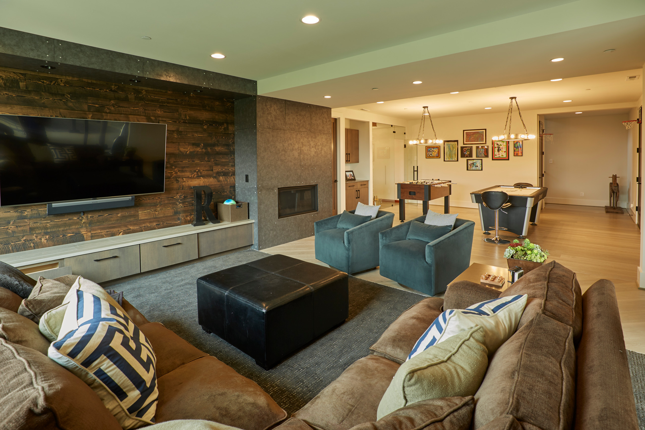 75 Beautiful Green Game Room Pictures Ideas February 2021 Houzz