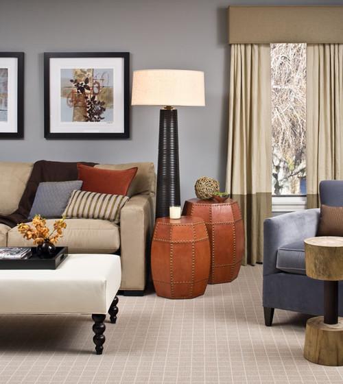 Wakefield Residence modern family room