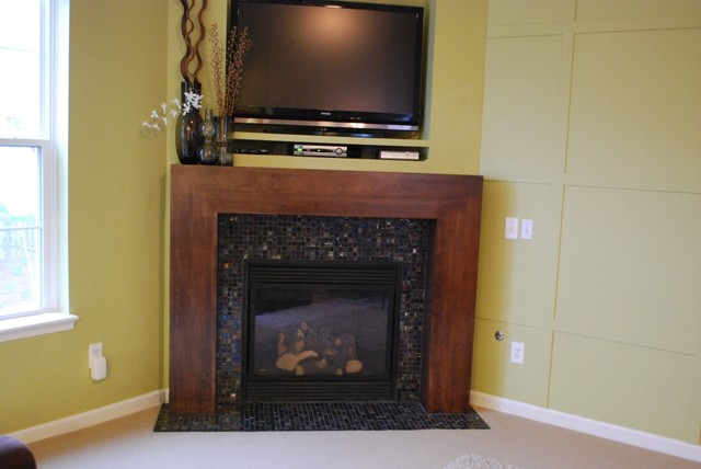Relatively Modern Fireplace Remodel Ai09