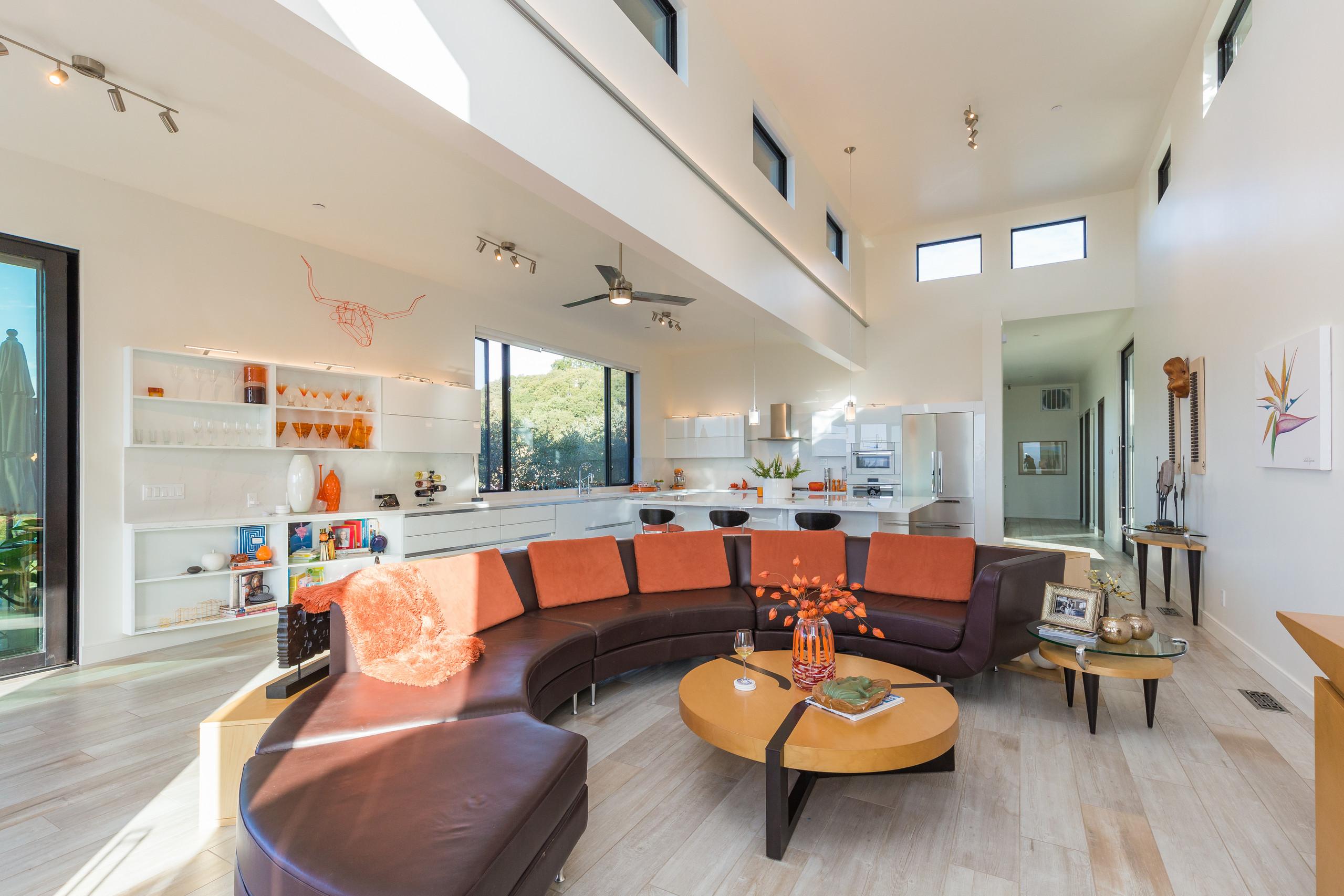 Modern House I  Biltmore Drive