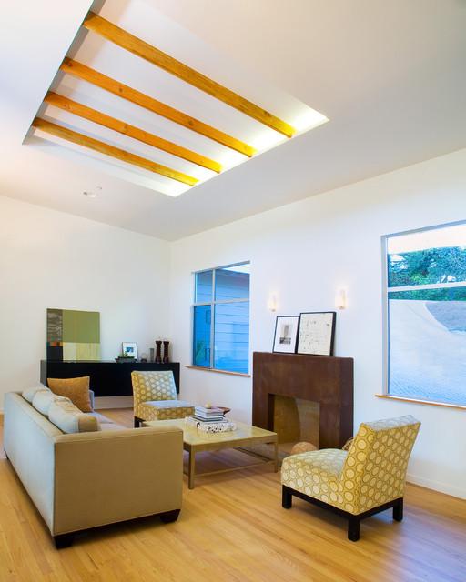 Modern Lifestyle modern-family-room