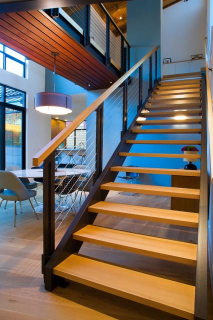 Modern Living modern-family-room