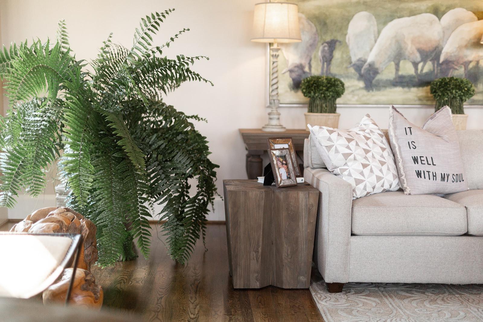 Modern Luxury, Farmhouse Hearth Room