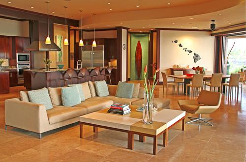 Hawaiian interior design fine design interiors hawaii - Interior design for homes photos ...