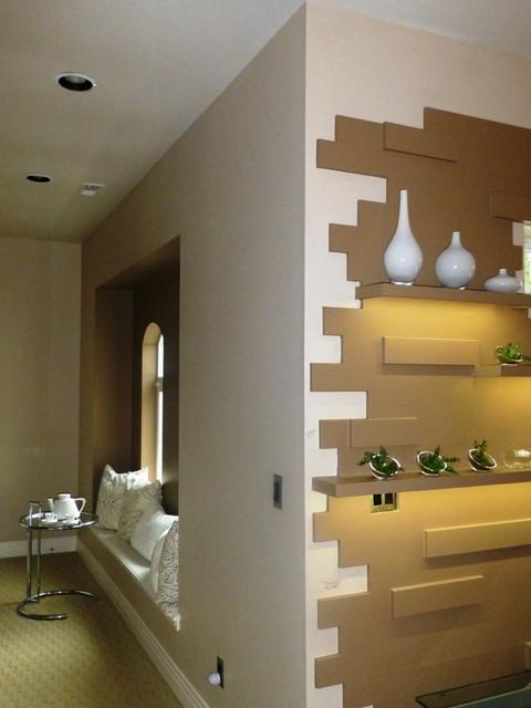 Modern Remodel - Colorado Springs contemporary-family-room