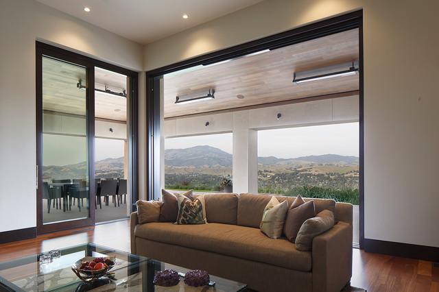 Modern Serenity modern-family-room
