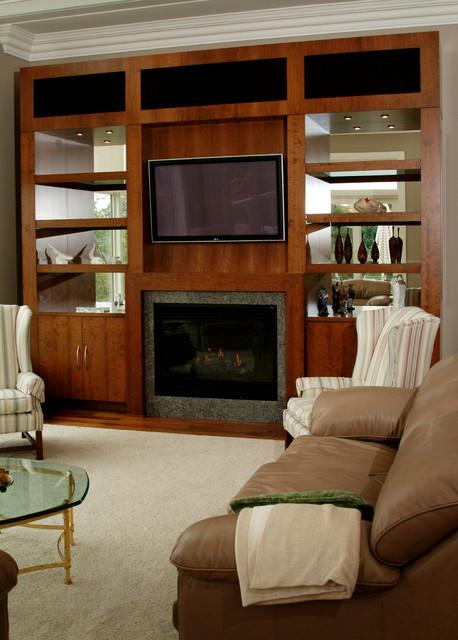 Modern contemporary-family-room