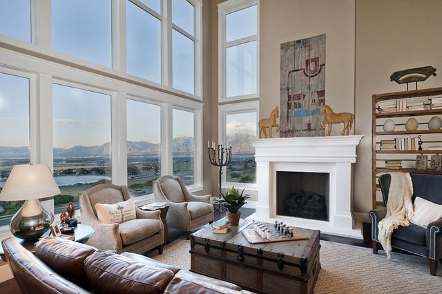 Modified Telluride family-room