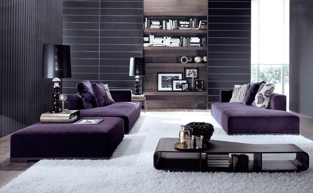 Modular Sofa 02143 modern-family-room