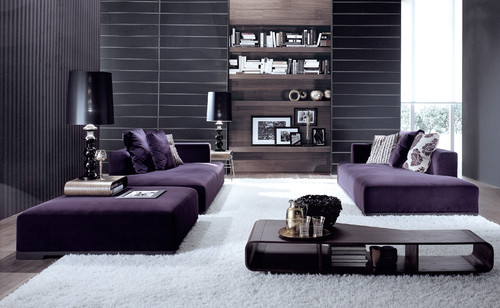 Purple Sofa, Furniture, Sofa Furniture