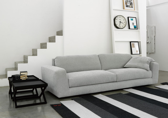 usona furniture. Family Room - Modern Concrete Floor Family Idea In Philadelphia Usona Furniture