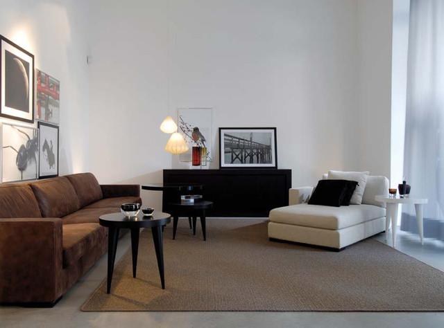 Modular Sofa 09034 Modern Family Room Philadelphia