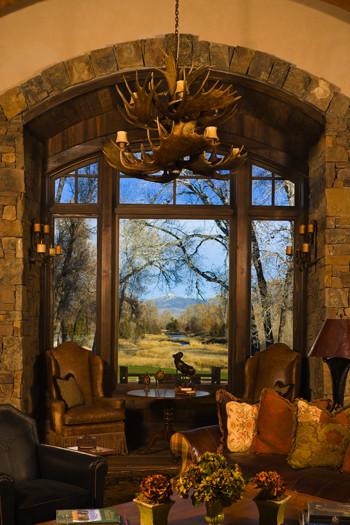 Montana Residence 2 traditional-family-room