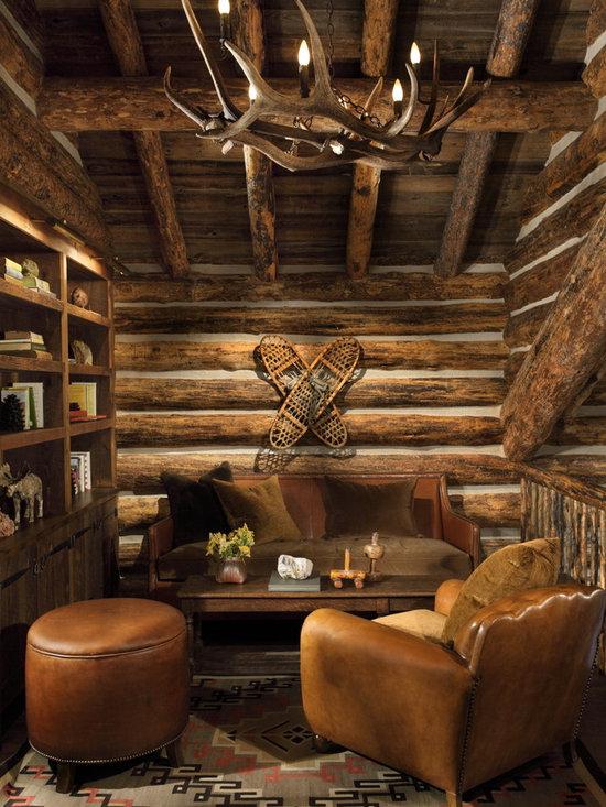 Rustic Man Cave Reviews : Rustic man cave home design photos decor ideas