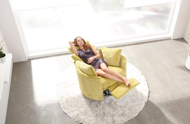Moon Chair Power Recliner Rocker Glider Swivel By Famaliving California  Modern Family Room