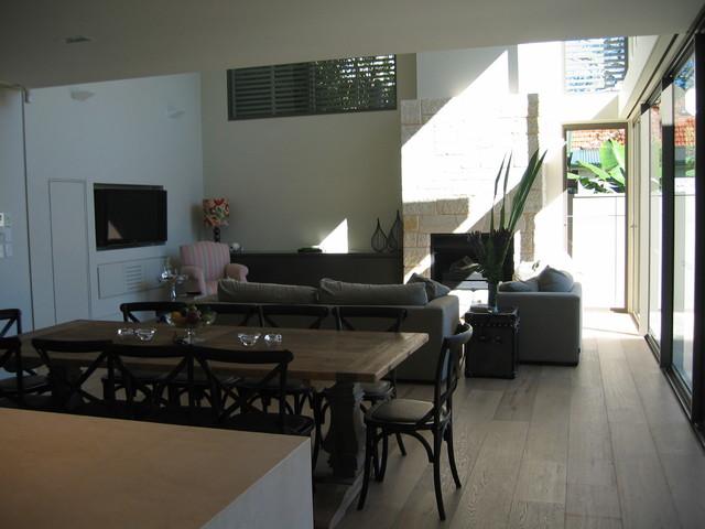 Mosman Renovation contemporary-family-room