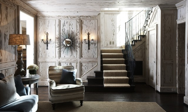 Mountain Brook renovation eclectic-family-room