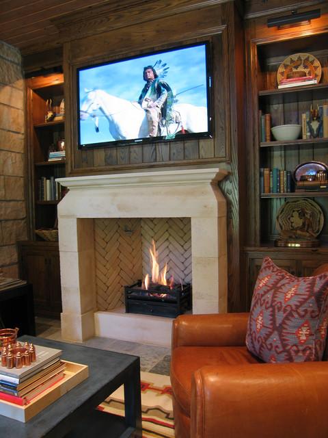 Deer Valley, Utah, Mountain Home rustic-family-room