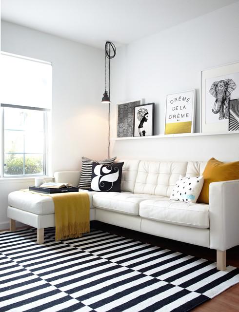 Skandinavisch Wohnzimmer By Studio Revolution