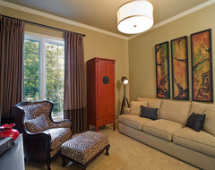 Multi Purpose Room eclectic-family-room