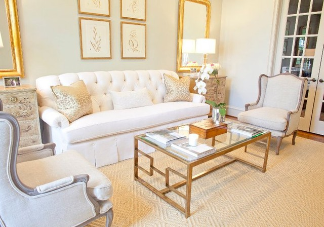 Munger Interiors traditional-family-room