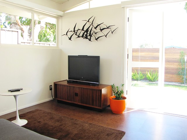 My Houzz: A Mid-Century Marvel Revived in Long Beach ...