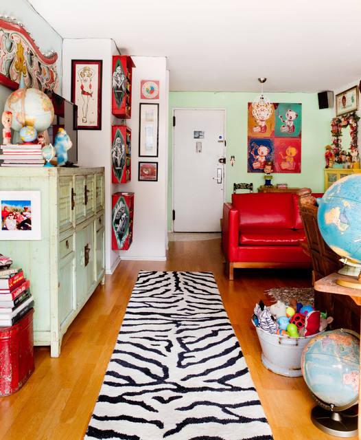 My Houzz: Jeanie Engelbach eclectic-family-room