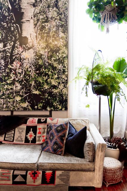 Gretchen Jones eclectic-family-room