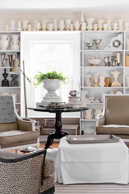 My Houzz: Relaxed, Classic and Collected in New Jersey eclectic-family-room