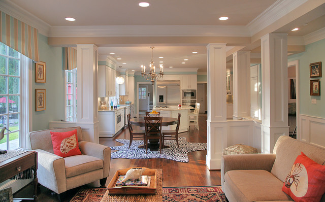 Nantucket Style Shingled House In Potomac, MC ...