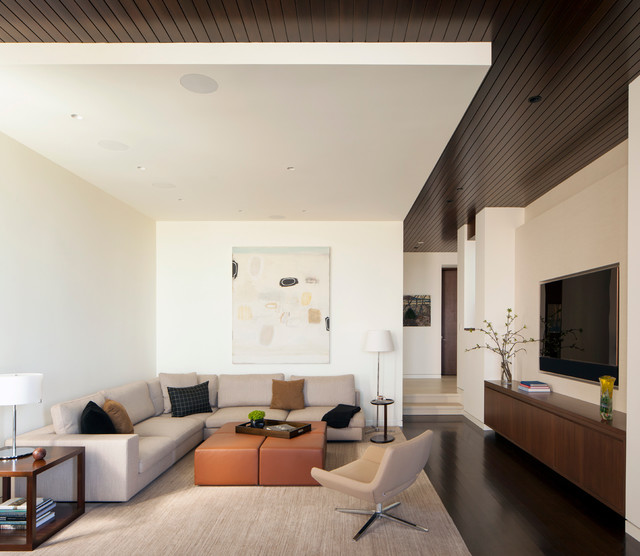 Napoli residence contemporary family room los for Family room los angeles