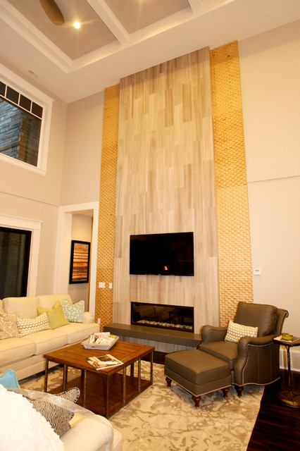 Natura Fireplace Contemporary Family Room Salt Lake City By Soelberg Industries