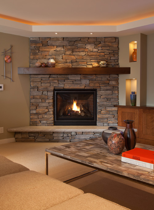 How high off the ground is the bench/hearth/fireplace?