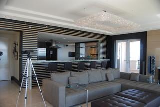 NEFF modern family room
