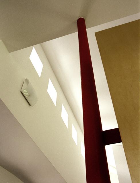 Nelson Residence modern-family-room