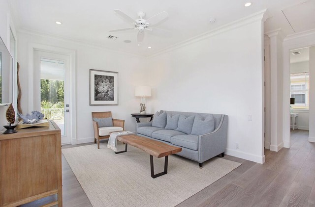 NEW - 3 and 4 Bedroom MGB Built Custom Homes In Sarasota Florida beach-style-family-room