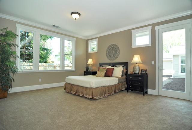 New Construction Home contemporary-family-room