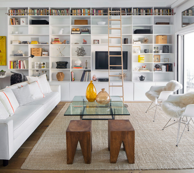 New Jersey Townhouse - Contemporary